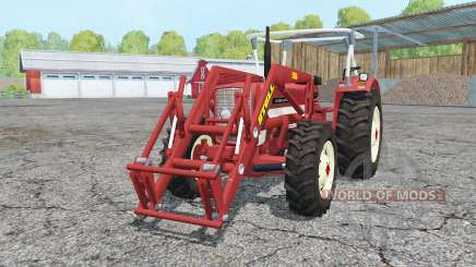 International 624 front loader para Farming Simulator 2015