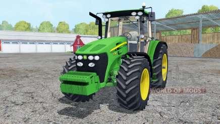 Juan Deerᶒ 7730 para Farming Simulator 2015