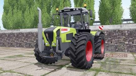 Claas Xerion 3800 Trac VC para Farming Simulator 2017