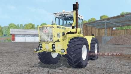 Raba-Steiger 250 animated doors para Farming Simulator 2015