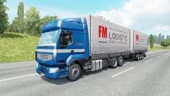 Gran capacidad para el tráfico de camiones para Euro Truck Simulator 2