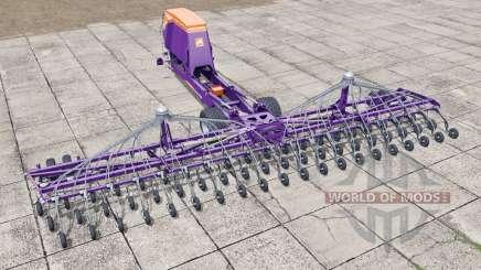 Amazone Condor 15001 dark moderate violet para Farming Simulator 2017
