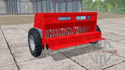 Semeato TD 300 para Farming Simulator 2017