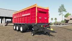 Schuitemaker Rapide 8400W self loading wagon para Farming Simulator 2017